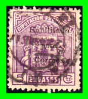 SELLO ESPAÑA ( CADIZ. ) AÑO 1937 DIPUTACION PROVINCIAL. ENVASES. HABILITADO PARA CORREOS - Steuermarken/Dienstpost