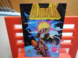 Album : Arak (2ème Série Album)  Recueil  N°5 (09, 10)......3C0420 - Livres, BD, Revues