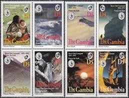 Gambia 1994, Natural Landscapes (MNH, **) - Gambia (1965-...)
