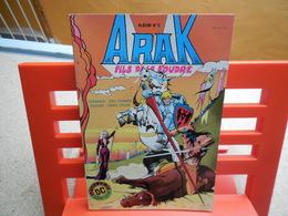 Album : Arak (2ème Série Album)  Recueil  N°2 (03.04)......3C0420 - Livres, BD, Revues