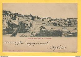 Serravalle Scrivia (AL) - Piccolo Formato - Viaggiata - Italia