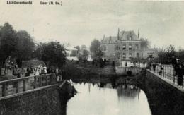 Leur Lichttorenhoofd Circulée En 1908 - Sonstige