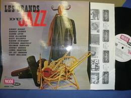 "Les Grands Du Jazz 33t Vinyle MDINT 9.116 ""Bechet / Reinhardt / Ellington ..Etc.... - Jazz"