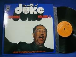 Duke Ellington - 33t Vinyle - The Works Of Duke Vol.II - Jazz