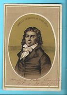 IMAGE---CAMILLE DESMOULIN 1760-1794---voir 2 Scans - Chromos