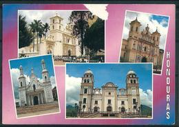 HONDURAS  IGLESIAS DE TEGUCIGALPA - Honduras