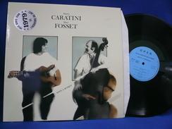 Partrice Caratini & Marc Fosset - 33t Vinyle - Boite A Musique - Jazz