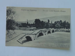 Albania Shqiperia 4226 Elbasan 1920 Zaranika Ed Marubbi - Albania