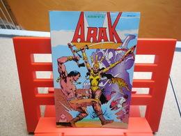Album : Arak (2ème Série Album)  Recueil  N°4 (07.08)......3C0420 - Livres, BD, Revues