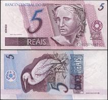 Brazil 5 Reis. ND (2012) Unc. Banknote Cat# Р.244Ar - Brazil