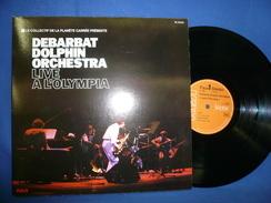 Debarbat Dolphin Orchestra - 33t Vinyle - Live A L'Olympia - Jazz