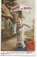 ENFANTS 972 : Concours De Bébés ; Premier Prix De Gaieté - Enfants