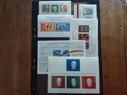 GERMANIA FEDERALE - 6 BF Anni '60/'80 - Facciale 8 Marchi (sottofacciale) + Spese Postali - [7] Federal Republic