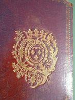 Antiquité  Livre Semaine Sainte 1756 Aux Armes De Monseigneur Le Duc D'Orléans. - 1701-1800