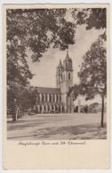 (28782) AK Magdeburg, Dom Und Ehrenmal 1941 - Germany