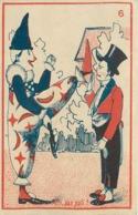 MAISON MEYER -Chaussure, Thème Cirque; Lot De 3 Chromos (format 9,7cm X 6,4cm) - Autres