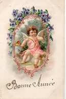 ENFANTS 976 : Bébé Ange , Bonne Année - Enfants