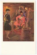 "RUSSIA - RUSSIE - RUSSLAND Gerasimov ""A. Pushkin. Captain's Daughter"" 1973 - Illustratori & Fotografie"