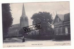 Kalmthout (zicht Aan De Kerk) Uitg. Hoelen N° 1940 - Kalmthout
