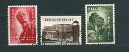 [2139] Zegels 943 - 945  Gestempeld - Belgium