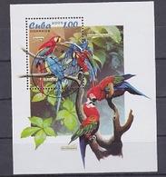 Bloc Timbres Pérroquet - Pappagalli & Tropicali