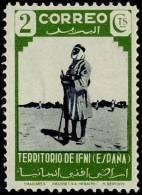 Ifni 017 * Tirador. 1943 Charnela - Ifni