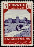 Ifni 018 * Tirador. 1943 Charnela - Ifni