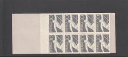 Sweden Booklet 1954 - Facit 105 MNH ** - Markenheftchen