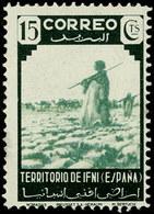 Ifni 019 * Tirador. 1943 Charnela - Ifni