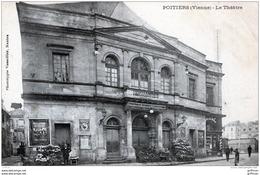 POITIERS LE THEATRE 1915 TBE - Poitiers