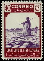 Ifni 021 * Tirador. 1943 Charnela - Ifni