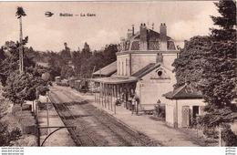 BELLAC LA GARE TBE - Bellac