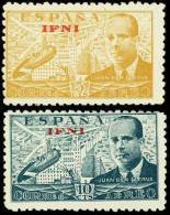 Ifni 057/58 ** Juan De La Cierva. 1948 - Ifni