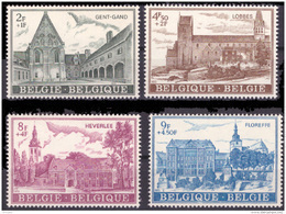 Belgium 1662/65**  Abbayes  MNH - Belgium