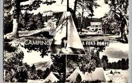 [66] Pyrénées Orientales >   FONT ROMEU / CAMPING / TRACE  DE BIC : /LOT  4031 - Francia