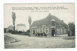 Anzegem Bazar En Chateau 1915 - Anzegem