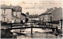 08 MATTON - (Canton De Carignan) - Un Coin De La Petite Rue - Altri Comuni