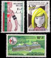 Belgium 1881/83**  Philantropique  MNH - Belgium