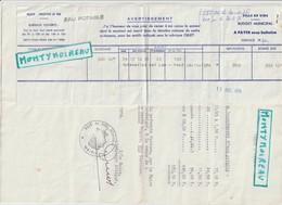 Vieux  Papier : Calvados : VIRE :  La  Ville - Ohne Zuordnung
