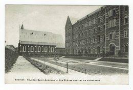 Enghien/Edingen  College Saint-Augustin 1909 - Enghien - Edingen