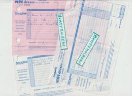 Vieux  Papier : Calvados :  VIRE , Moquette - Ohne Zuordnung