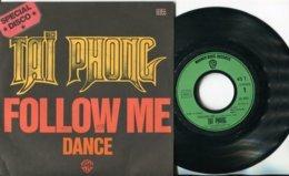 Tai Phong - 45t Vinyle - Follow Me - Autres - Musique Française