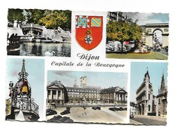 21---DIJON-- Multivues--CAPITALE DE LA BOURGOGNE - Dijon