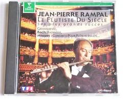 Jean-Pierre RAMPAL, Le Flûtiste Du Siècle, Ses Plus Grands Succès - Classique