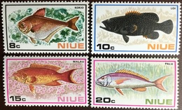 Niue 1973 Fish MNH - Fishes
