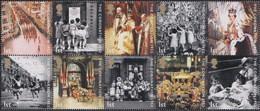 Gran Bretaña 2444/2453 ** MNH. 2003 - 1952-.... (Elizabeth II)