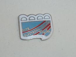 Pin's SITE ELECTRONUCLEAIRE DE PALUEL - EDF GDF