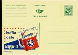 Publibel Neuve N° 2400 (Café Koffie GRYPEIRT)  Cheval Cabré) - Publibels