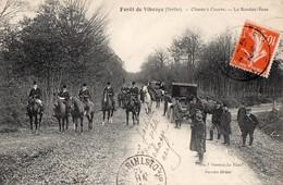72 - Forêt De VIBRAYE - Chasse à Courre - La Rendez Vous - Vibraye