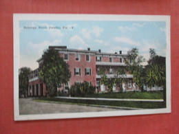 - Saratoga Hotel  Palatka Florida    Ref 3973 - Other